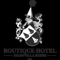 Boutique-Hotel Stadtvilla Hodes Logo
